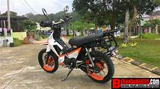Modif Supra 125 Touring by Modifikasi Honda Supra X 125 Touring Myvacationplan Org