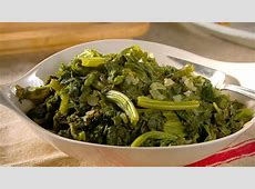 simple southern mustard greens
