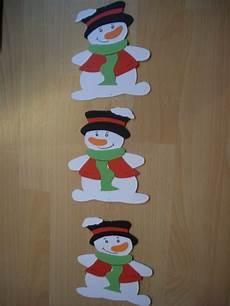 Fensterbilder Weihnachten Vorlagen Tonkarton Fensterbild Kette Tonkarton Deko Basteln Winter
