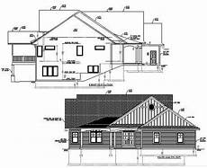 silvergate house plan beautiful craftsman style ranch house plan silvergate