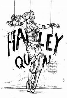 Malvorlagen Prinzessin Quinn Joker Und Harley Quinn Ausmalbilder