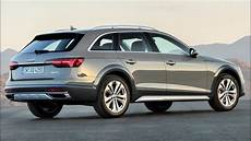 2019 audi a4 allroad quattro superb ride comfort and good offroad qualities youtube