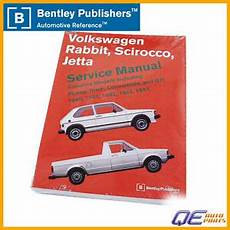 free service manuals online 1991 volkswagen cabriolet windshield wipe control new bentley repair manual for vw jetta rabbit convertible scirocco rabbit pickup ebay