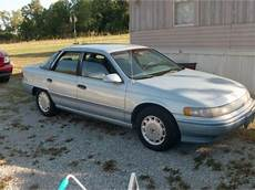 best auto repair manual 1992 mercury sable electronic throttle control 1992 mercury sable archived freerevs com used cars and trucks for sale free car ad 274986