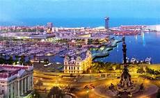 port vell barcelona barcelona olympic marina and beautiful places of