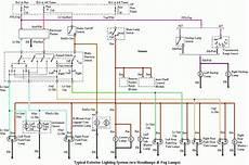 1994 mustang wiring diagram 94 95 mustang headlight wiring diagram