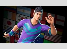 Fortnite World Cup skins are fully customisable   PCGamesN