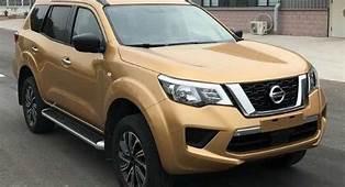 2018 Nissan Terra SUV Launch Price Engine Specs