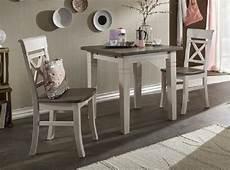Tisch Und Stühle Günstig - tischgruppe tisch 2 st 252 hle kleine k 252 che kiefer massiv