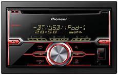 Autoradio Cd Et Mp3 Pioneer Fh X720bt