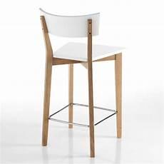sgabelli di legno set 2 sgabello alto moderno da cucina in legno massello cm
