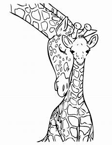 get this giraffe coloring pages realistic animals 31794
