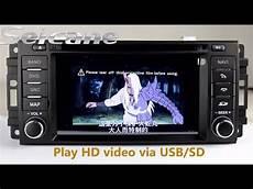 how cars run 2007 chrysler sebring navigation system aftermarket 2007 2008 2009 chrysler sebring cd player navigation system android 4 4 head unit