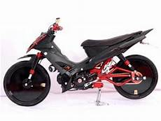 Variasi Motor R by Yamaha Color Combination Modified Modifikasi