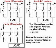 How To Wire A 4 Pole Contactor