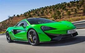 Driven The &163140000 Budget McLaren 570S