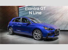 Hyundai debuts Elantra GT N Line   Autoblog