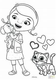 Disney Junior Malvorlagen Ausmalbilder Doc Mcstuffins Geburtstag Malvorlagen