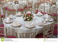 wedding table stock image image of party dinig flowers