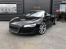 audi r8 spyder occasion audi r8 occasion