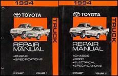 what is the best auto repair manual 1994 suzuki swift parking system 1994 toyota truck repair shop manual set original