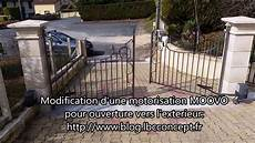 Modification Moovo Ouverture Vers L Exterieur