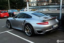 Porsche 991 Techart Turbo S  9 February 2016 Autogespot