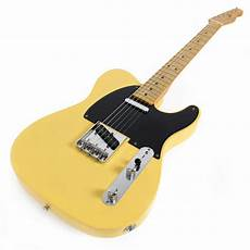 Brand New Fender Road Worn 50s Telecaster Electric Guitar