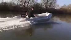 schlauchboot quicksilver qs 430 sport mit mercury 15 ps aus 180 m sprint youtube