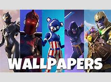Fortnite: 50  Awesome Wallpapers / Backgrounds   YouTube