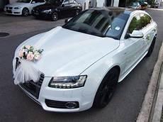 white wedding car decoration zoeken esk 252 vő autoschmuck hochzeit autodeko hochzeit