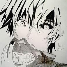 31 Gambar Anime Pake Pensil Keren Gambar Kitan