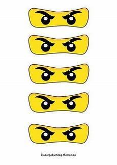 Ninjago Malvorlagen Augen Jungen Ninjago Einladungskarten Zum Ausdrucken Ninjago