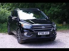 ford kuga st line review