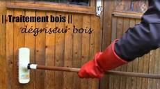 Traitement Bois Comment D 233 Griser Terrasse Et Bois De