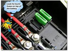 Fuse Box Vw Beetle 2001 by No Compressor Operation In Volkswagen New Beetle