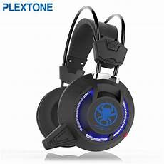 S990 Stereo Bass Light Weight Earphone by Plextone Pc835 Professional Stereo Headset Bass