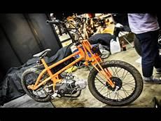 Motor Modif Bmx by Cub Bmx By A Syks Motor Works