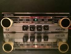 Chrome Vintage Classic Car Radios For Sale