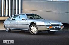 Citroen Cx Gti Turbo 2 Prestige Quand La Faisait