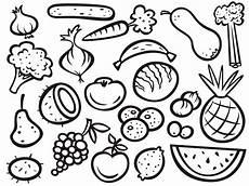 Malvorlagen Obst Quiz Kostenlose Malvorlage Obst Und Gem 252 Se Verschiedenes Obst