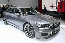 New 2018 Audi A6 Revealed Specs And Pics Auto Express
