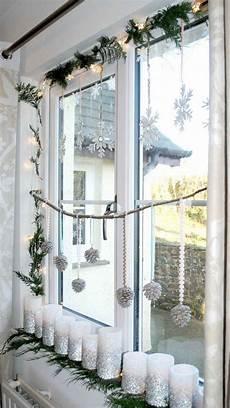 39 Fensterbank Deko Ideen F 252 R Innen Zu Weihnachten