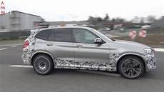 2019 bmw x3 m 2019 bmw x3 m spied testing at the n 220 rburgring