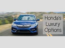 What is Honda?s luxury car?