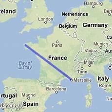 Vol Brest Marseille Pas Cher