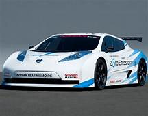 Nissan LEAF Nismo RC  Green Cars Of The Future How Gas