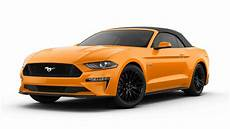 ford mustang cabriolet 2018 most expensive 2018 ford mustang costs 58 760