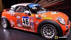 2015 mini cooper works coupe racing car exterior
