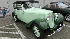 1934 1941 Adler Trumpf Junior Hamburg Motor Classics